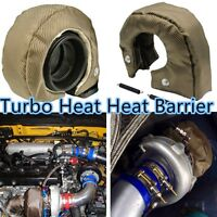 T3 Titanium Turbo Blanket T25 T28 GT25 GT35 Heat Shield Turbo Charger Cover Wrap