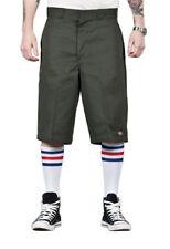 Shorts e bermuda da uomo verde regolare