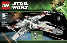 Lego Star Wars UCS Collection: 75060 Slave 1, 75095 Tie Fighter & 10240 X-Wing !