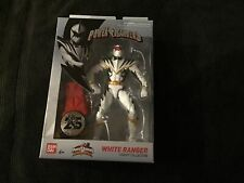 Power Rangers Dino Thunder White Ranger, Legacy Collection Figure, new