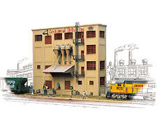 Walthers 933-3160 HO Centennial Mills Background Building Kit