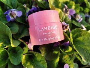 LANEIGE Korean Lip Sleeping Mask Moistened Nourishing Protecting Night Lip Care