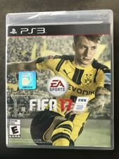 Brand New!!! FIFA 17 (Sony PS3, 2016) Factory Sealed!!! US Version!!!