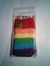 Mocks CALZINO per CELLULARE MP3 IPHONE, Fotocamera digitale arcobaleno SOFFICI
