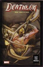 Deathlok 3 2nd Prnt Giveaway Promo Variant Rare Promotional Marvel Nm