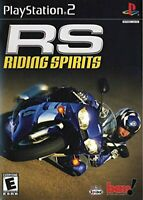 Riding Spirits - Sony PlayStation 2 PS2