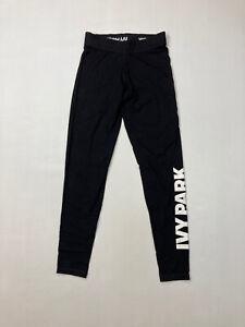 IVY PARK YOGA/GYM Leggings - XSmall - Black - Great Condition - Women's