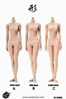 POPTOYS 1/6 Scale XING Series Female Suntan Color Figure Body Model Doll 92005