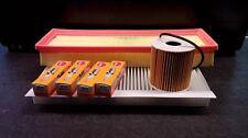 Citroen C2 / C3 - 1,1 / 1,4 dal 2004 - Kit tagliando (3 filtri - 4 candele)
