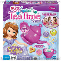 SOFIA THE FIRST MAGICAL TEA TIME GAME FUN KIDS PLAY TOY GIFT