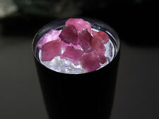 10pc NATURAL PINK RUBELLITE TOURMALINE 2.3g. AFGHANISTAN 5-10mm Metaphysical #3
