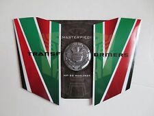 Transformers Masterpiece MP-20 Wheeljack Collectors Coins Only New