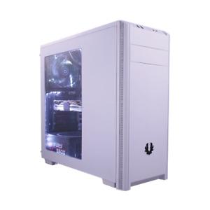 BitFenix Nova Mid Tower Gaming Case - White USB 3.0