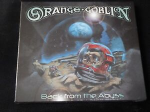 Orange Goblin  Back From the Abyss NEW CD ft. Members of Ravens Creed Capricorns