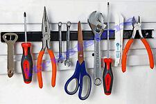Magnetic Magnet Tool Knife Holder Holding Organizer Storage Rack Bar