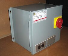 Square D Transformer Disconnect Class 9070 SK1500G2