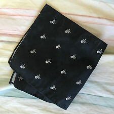 Men's Rugby Ralph Lauren Polo Skull Crossbones Pocket Square