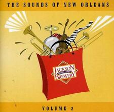 VARIOUS ARTISTS - THE SOUNDS OF NEW ORLEANS, VOLUME 2 - CD, 2002