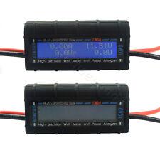 New 130A RC Watt Meter Power Analyzer High Precision LCD Balancer 60V GT-Power