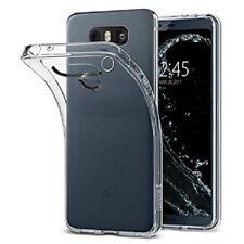 Custodia Cover Case Slim per LG G6 H870 in silicone trasparente