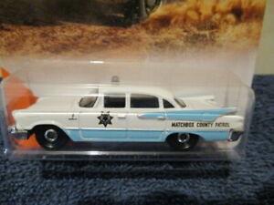 MATCHBOX 2020 MBX COUNTRYSIDE, '59 DODGE CORONET POLICE CAR. #94/100