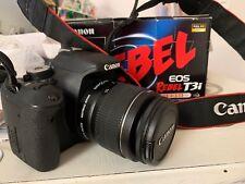 Canon Rebel EOS T3i EF-S 18 - 55 IS II - Original Box Manual - Tristar Optics