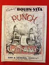 Vintage : PUNCH Magazine : 8th January 1936