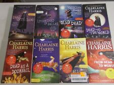 8 CHARLAINE HARRIS # SOUTHERN VAMPIRE SOOKIE STACKHOUSE 1-8 DEAD DALLAS
