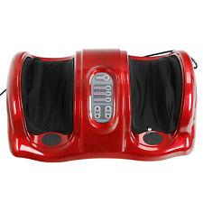 Shiatsu Kneading & Rolling Foot Massager Personal Health Studio w/Remote Control