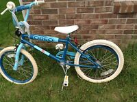 New Oreo Promo Nabisko blue bike bicycle local pick up only Local Pick Up Only