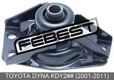 Front Differential Mount For Toyota Dyna Kdy2## (2001-2011)