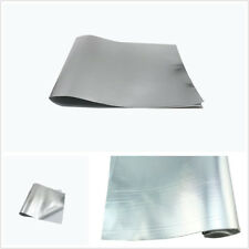 "12""X39.4"" Car Truck Exhaust Engine Hood Heat Shield Barrier Aluminum Fiberglass"