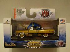 M2 Auto-Thentics 1957 DeSoto Adventurer Gold R31 14-64 1:64 Diecast C41-213