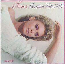 Olivia's Greatest Hits Vol. 2-Olivia Newton-John MCAD (5347)