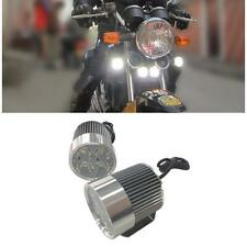 2pcs 12W 4LED Universal Motorcycle Work Light Headlight Driving Fog Spot Lamp