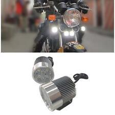 2pcs 12W 4LED Universal Work Light/ Driving Fog Spot Lamp For TVS