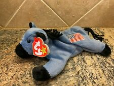 Ty Beanie Baby Lefty the Donkey 1996 with tag