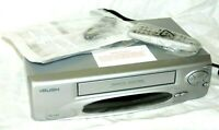 BUSH VCR905 SIL VHS Player VCR Video Cassette Player/Recorder - Never been used