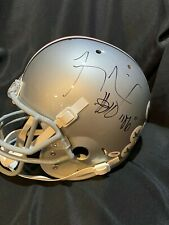 Troy Smith - Signed Autographed Ohio State Full Size Helmet - Heisman - PSA Auth