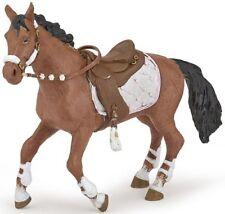 Papo Winter Riding Girl Horse