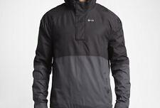 Hurley Westcliff Windbreaker Jacket (M) Black