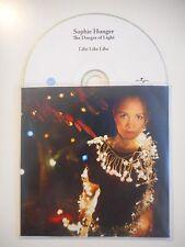 SOPHIE HUNGER : THE DANGER OF LIGHT [ CD SINGLE PORT GRATUIT ]
