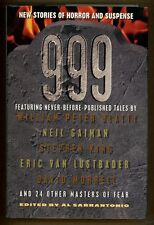 999: New Stories of Horror and Suspense by Al Sarrantonio (First Edition)- High