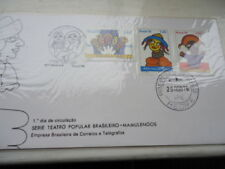 First Day Cover 1976 Brazil