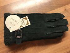 Ladies Gloves 100% Leather Black BNWT