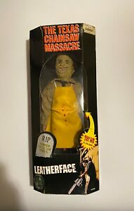 Texas Chainsaw Massacre Leatherface Rip Horror Collector Series Figure