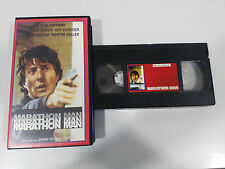 MARATHON MAN TAPE VHS COLECCIONISTA DUSTIN HOFFMAN JOHN SCHLESINGER