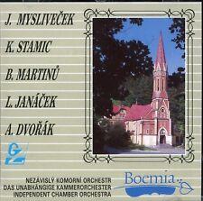 Myslivecek - Stamic - Martinu - Janacek - Dvorak; Independent Chamber Orch; GZ