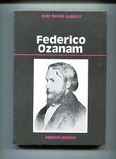 Ines Belski Lagazzi # FEDERICO OZANAM # Edizioni Paoline 1983