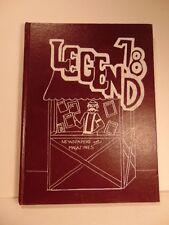 1978 West Snyder High School yearbook, Beaver Springs, PA : Legend
